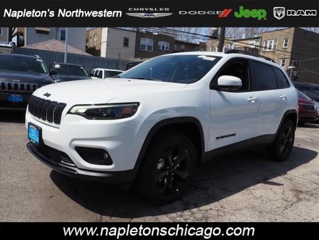 2019 Jeep Cherokee ALTITUDE 4X4 Sport Utility Chicago