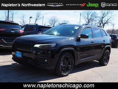 New Jeep Cherokee >> 2019 New Jeep Cherokee Altitude Fwd For Sale In Chicago Stock 202036