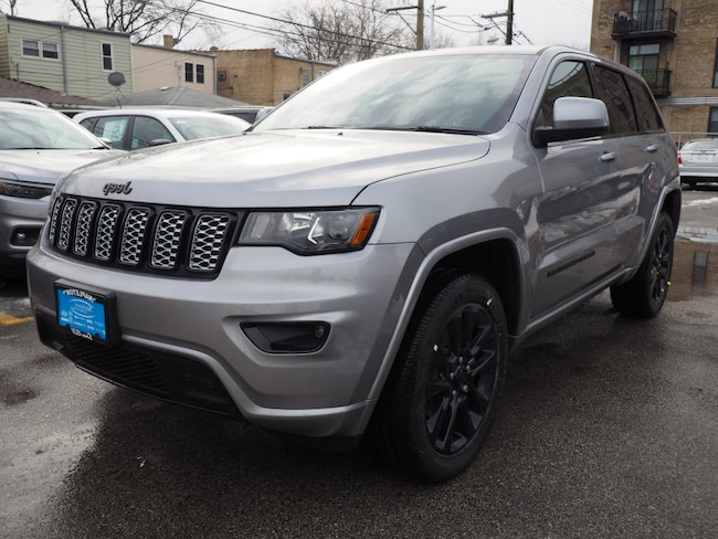 2019 Jeep Grand Cherokee ALTITUDE 4X4 Sport Utility Chicago