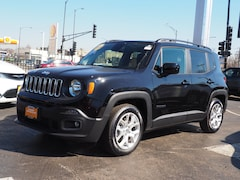 Used 2018 Jeep Renegade Latitude FWD SUV for sale in Chicago