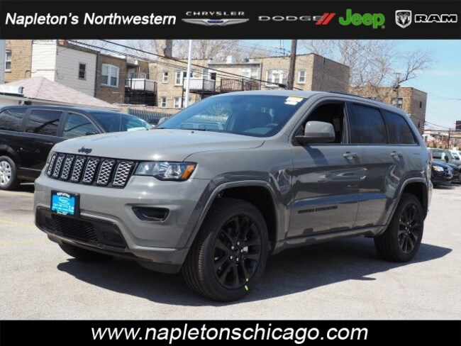 2019 Jeep Grand Cherokee ALTITUDE 4X4 Sport Utility Chicago