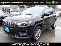 Used 2019 Jeep Cherokee Latitude Plus 4x4 SUV for sale in Chicago