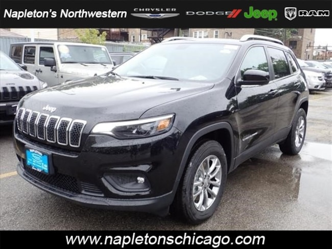 Used Cars For Sale In Chicago >> 2019 Used Jeep Cherokee Latitude Plus 4x4 For Sale Used Cars