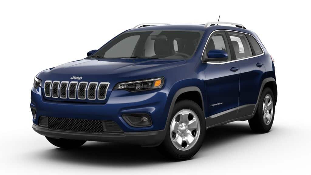 2019 Jeep Cherokee Latitude FWD SUV