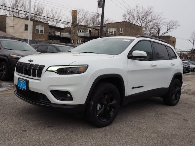 2019 Jeep Cherokee ALTITUDE 4X4 Sport Utility Chicago