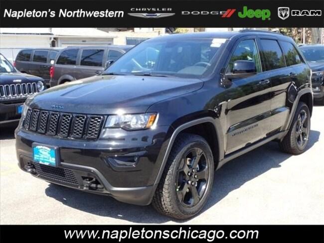 2019 Jeep Grand Cherokee UPLAND 4X4 Sport Utility Chicago