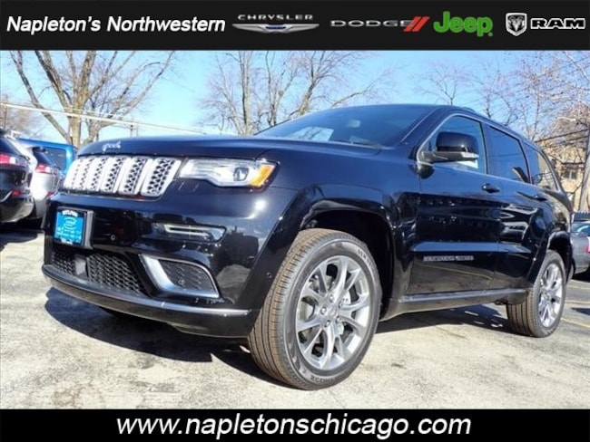 2019 Jeep Grand Cherokee SUMMIT 4X4 Sport Utility Chicago