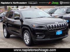 New 2019 Jeep Cherokee LATITUDE FWD Sport Utility for sale in Chicago