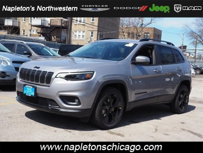 2019 Jeep Cherokee ALTITUDE FWD Sport Utility Chicago