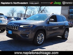 New 2019 Jeep Cherokee LATITUDE PLUS FWD Sport Utility for sale in Chicago