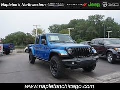 New 2021 Jeep Gladiator for sale in Chicago