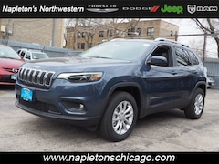 New 2019 Jeep Cherokee LATITUDE 4X4 Sport Utility for sale in Chicago