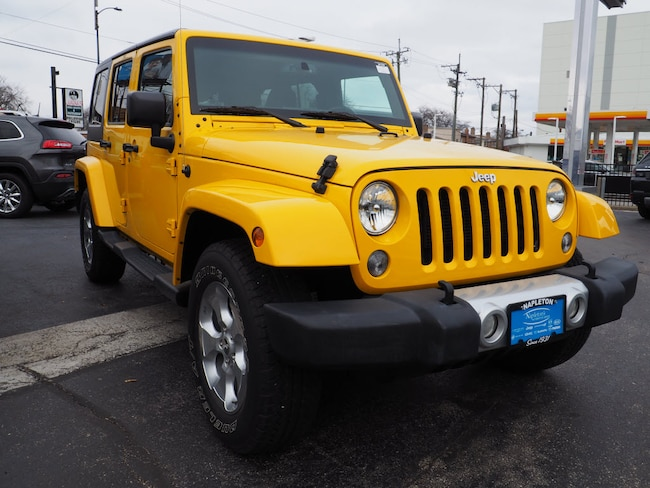 used 2015 jeep wrangler unlimited 1c4bjweg0fl696879 for sale chicago il. Black Bedroom Furniture Sets. Home Design Ideas