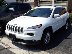 2018 Jeep Cherokee Latitude Plus FWD SUV for sale in Chicago