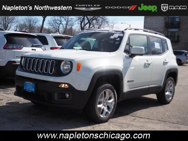 2018 Jeep Renegade LATITUDE 4X4 Sport Utility Chicago