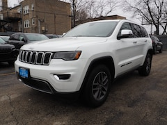 Used 2017 Jeep Grand Cherokee Limited 4x4 SUV for sale in Chicago