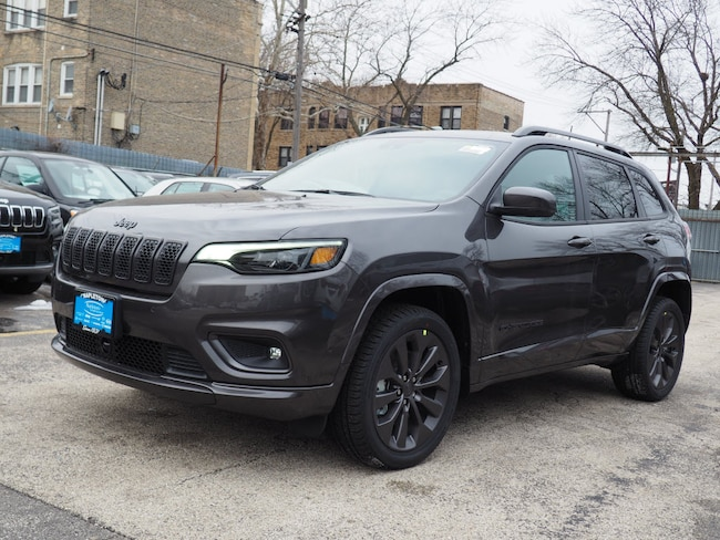 2019 Jeep Cherokee HIGH ALTITUDE FWD Sport Utility Chicago