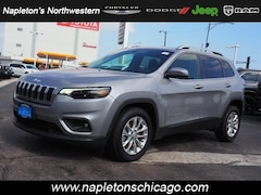 Used 2019 Jeep Cherokee Latitude FWD SUV for sale in Chicago