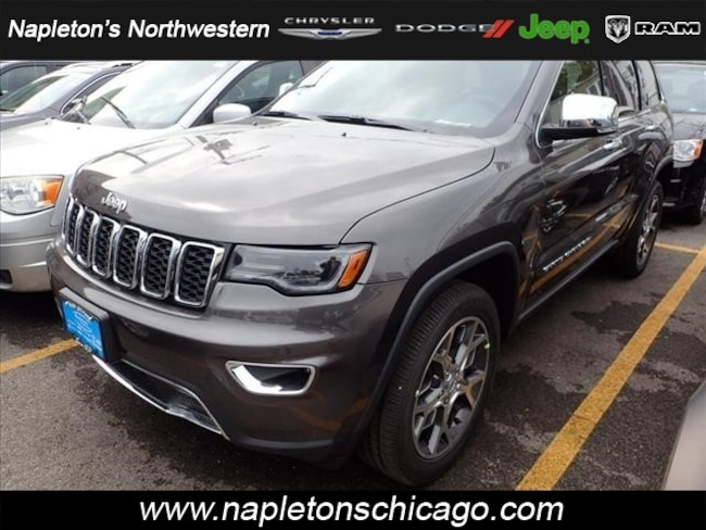 2019 Jeep Grand Cherokee LIMITED 4X4 Sport Utility Chicago