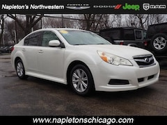 2010 Subaru Legacy 2.5i Premium Sedan for sale in Chicago