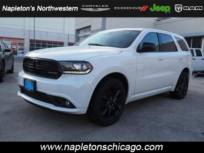 2018 Dodge Durango SXT PLUS AWD Sport Utility Chicago