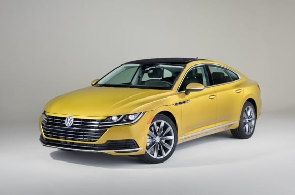 lease a volkswagen arteon in orlando fl with $0 down