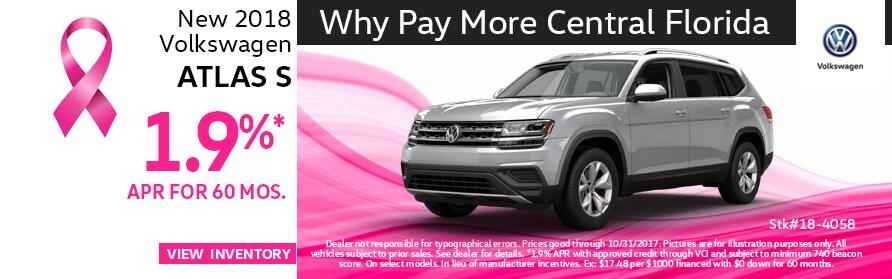 2018-Volkswagen-Atlas-For-Sale-Orlando-Florida