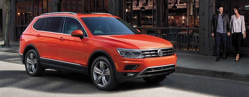Tiguan Lease offers