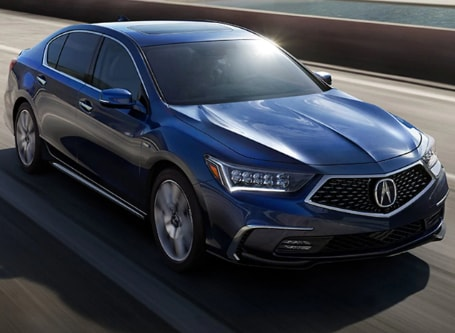 New 2019 Acura RLX V6 Luxury Sedan