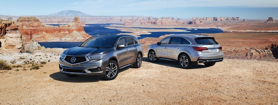 Acura MDX Test Drive