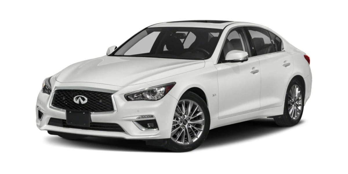 2019 Infiniti Q50 Pros and Cons