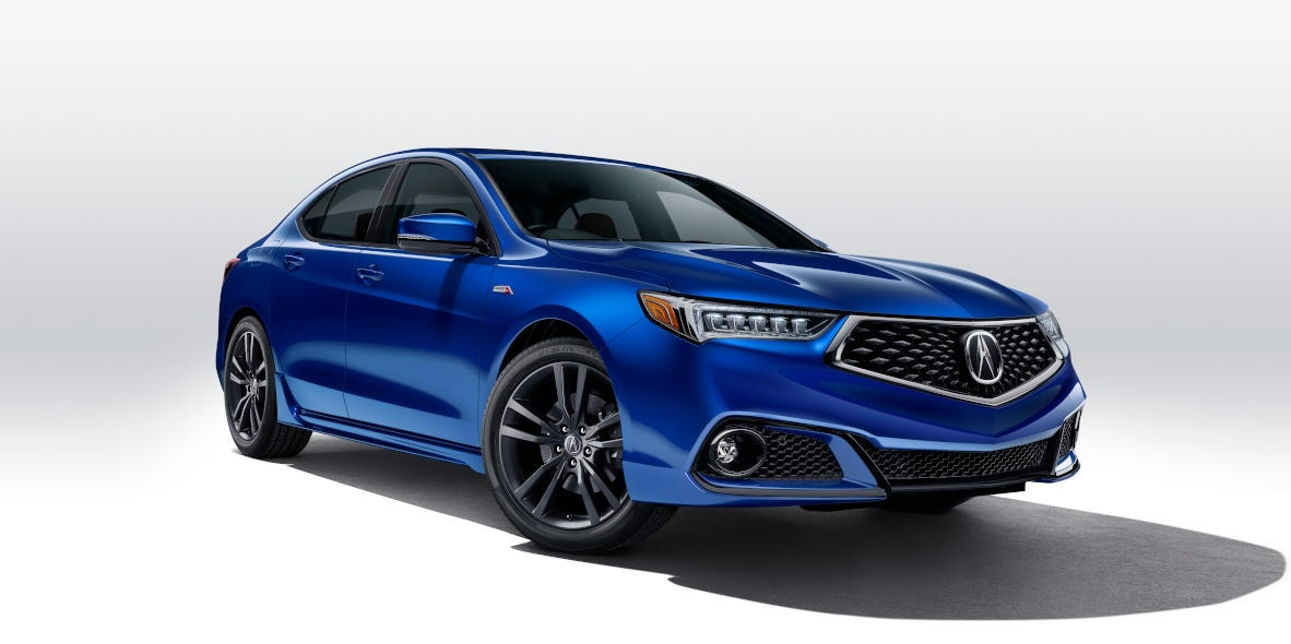 New 2019 Acura TLX Pros and Cons