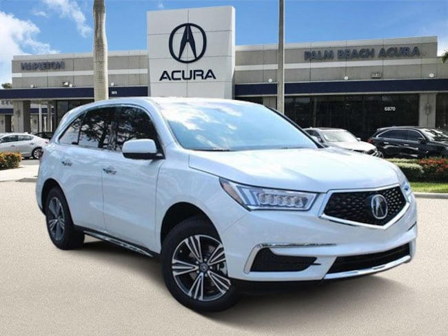 2019 Acura MDX Base SUV in West Palm Beach