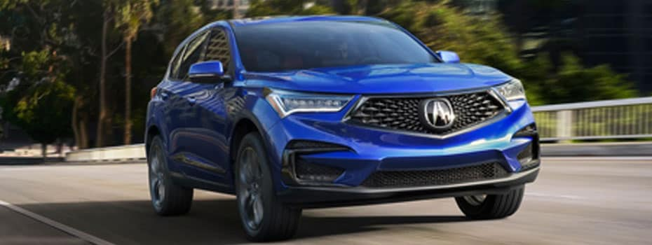 Blue Acura RDX For Sale in Palm Beach