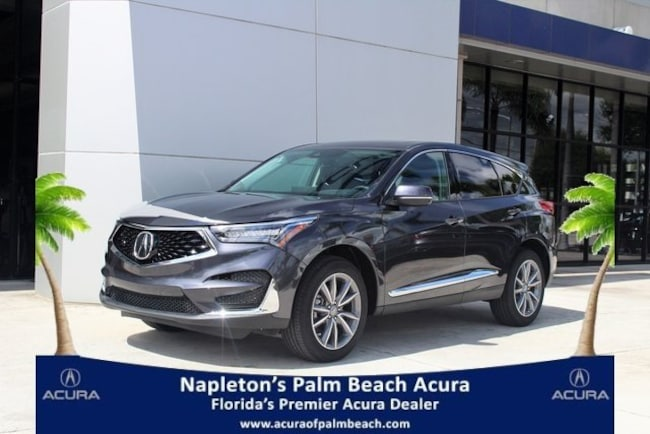 Sale 2019 Acura Rdx West Palm Beach Delray