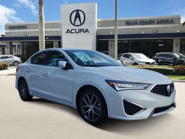 2019 Acura ILX with Premium Package Sedan in West Palm Beach