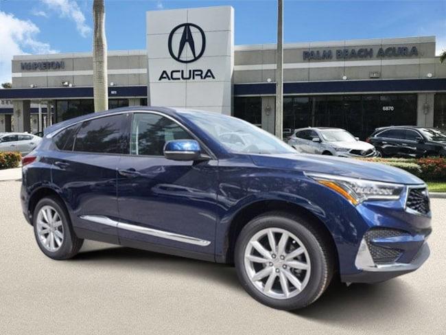 2019 Acura RDX Base SUV in West Palm Beach