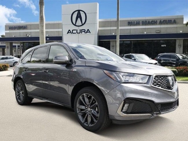 2019 Acura MDX SH-AWD with A-Spec Package SUV in West Palm Beach
