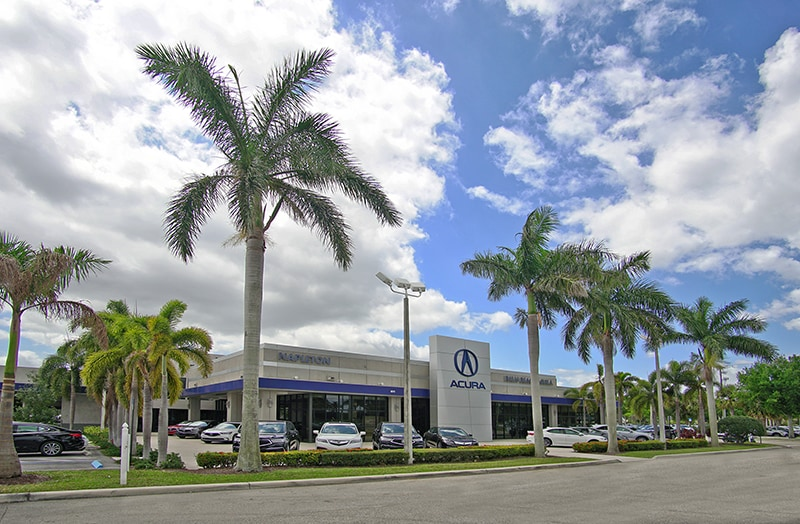 West Palm Beach Acura Off Lease Only