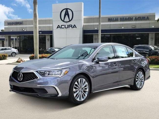 2018 Acura RLX with Technology Package Sedan in West Palm Beach