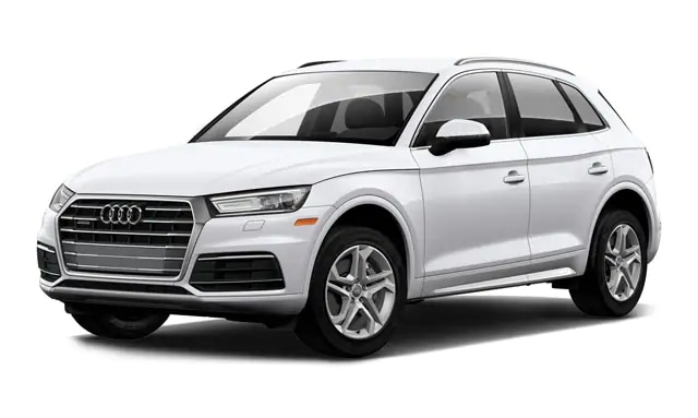 Audi Q5 SUV Compared