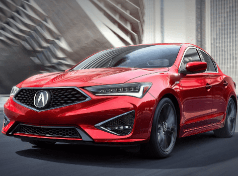 New 2019 Acura ILX Luxury Cars For Sale