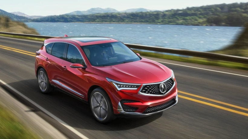 New 2019 Acura RDX West Palm Beach, Florida