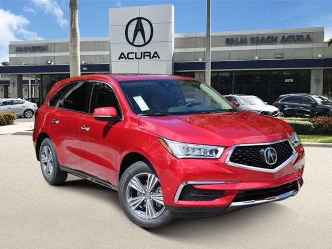 2019 Acura MDX Base SUV in West Palm Beach