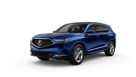 Blue Acura MDX For Sale in West Palm Beach Florida