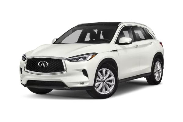 2019 Infiniti QX50 Luxury SUV Comparison