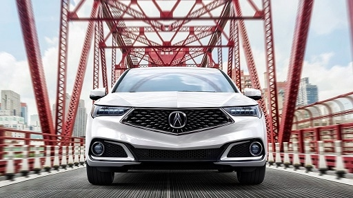 Acura TLX Safety Features West Palm Beach, FL