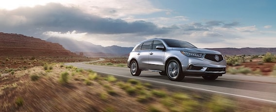 Acura MDX Packages dealership Acura package options on