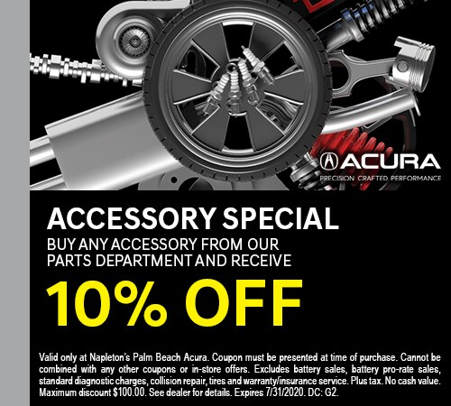 Napleton's Palm Beach Acura Service Specials West Palm Beach