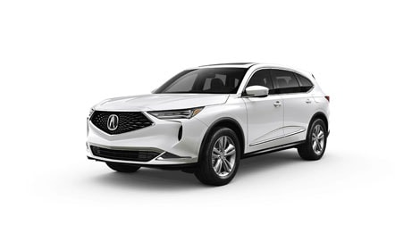 White Acura MDX For Sale in Palm Beach